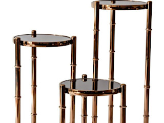 L'Opulence Living roomSide tables & trays