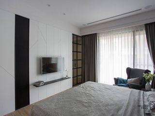 台中 - 喬立 禾廊室內設計 臥室