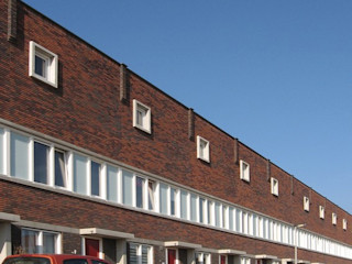 Verheij Architecten BNA Terrace house