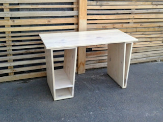 Eco Furniture Design Office spaces & stores Wood