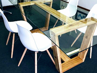 Eco Furniture Design Dining roomTables Glass