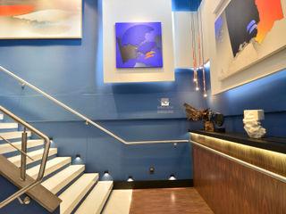Espaço Galart - Mostra Elite Design Tania Bertolucci de Souza   Arquitetos Associados Escadas