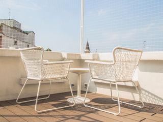 DELFINETTIDESIGN Balcones y terrazas modernos: Ideas, imágenes y decoración