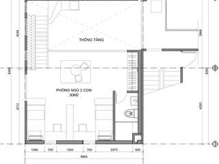 Công Ty TNHH Archifix Design 一戸建て住宅