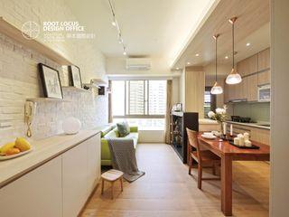 高雄 林公館 築本國際設計有限公司 客廳