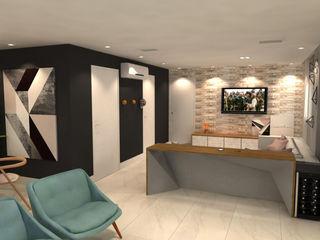 Fragmento Arquitetura Modern living room