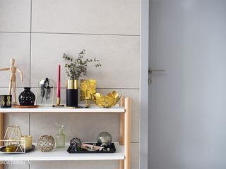 리인홈인테리어디자인스튜디오 Moderne Wohnzimmer