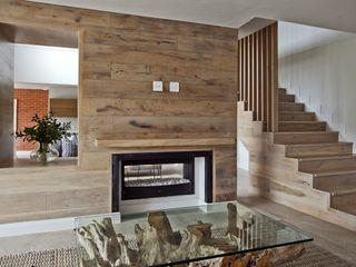 Finfloor 牆面 複合木地板