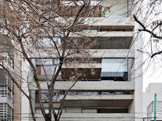 ATV Arquitectos 現代房屋設計點子、靈感 & 圖片 水泥