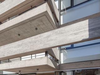 ATV Arquitectos 現代房屋設計點子、靈感 & 圖片 玻璃