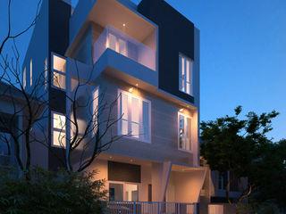 sony architect studio Modern houses