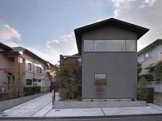 ニュートラル建築設計事務所 Single family home Grey