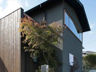 ニュートラル建築設計事務所 Single family home Wood Wood effect