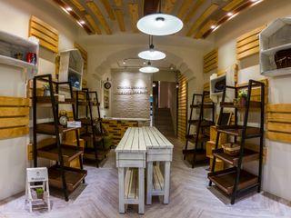 彰化 珈珈日雜百貨店鋪 築本國際設計有限公司 辦公空間與店舖