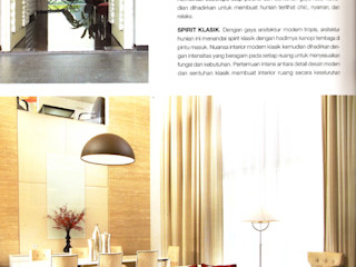 sony architect studio Modern living room