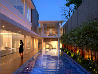 sony architect studio Pool