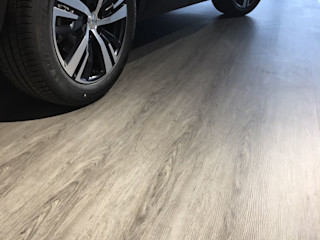 ONLYWOOD Industrial style car dealerships Engineered Wood