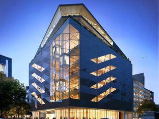 Foster + Partners CGI Design Ltd Classic office buildings