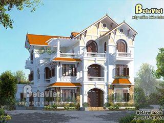 BT15037 Công Ty CP Kiến Trúc và Xây Dựng Betaviet Moderne Häuser