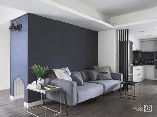 台中 - 休憩之家 禾廊室內設計 客廳