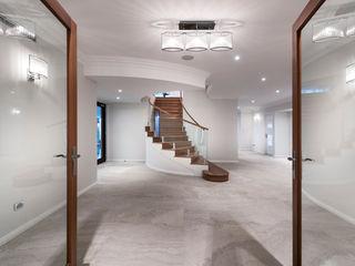 Mosman Park Moda Interiors Escaleras Madera Marrón