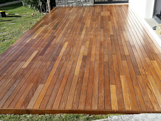 ONLYWOOD Front garden Solid Wood