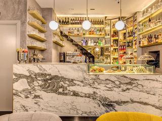 MOB ARCHITECTS Modern bars & clubs