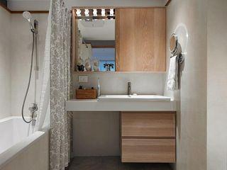 Nicky Co*Good Design Co. Ltd. 現代浴室設計點子、靈感&圖片