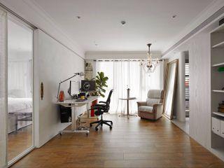 Nicky Co*Good Design Co. Ltd. 现代客厅設計點子、靈感 & 圖片