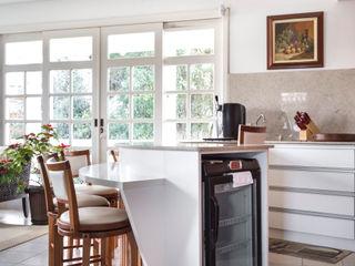 Kali Arquitetura Rustieke keukens