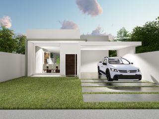 Rudini Rodarte Arquitetura e Construção Single family home