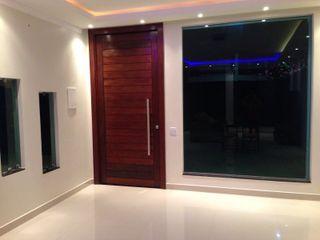 Rudini Rodarte Arquitetura e Construção Modern living room