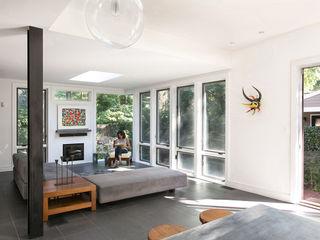 Metcalfe Architecture & Design Salones modernos