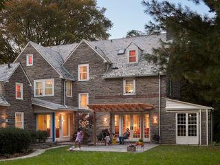 Metcalfe Architecture & Design Casas eclécticas