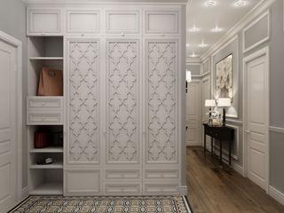 MonDesign 經典風格的走廊,走廊和樓梯