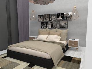 A-kotar Modern style bedroom