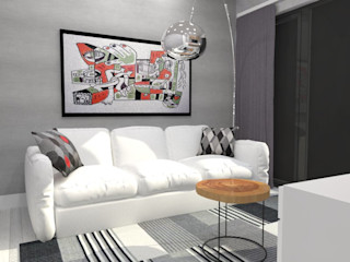 A-kotar Modern living room