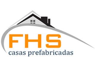 FHS Casas Prefabricadas Bungalows Iron/Steel White