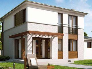 FHS Casas Prefabricadas Single family home Iron/Steel Grey
