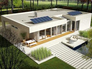FHS Casas Prefabricadas Prefabricated home Iron/Steel Multicolored