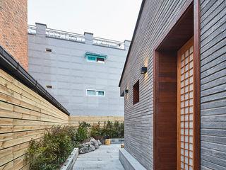 주식회사 착한공간연구소 Casas de estilo asiático
