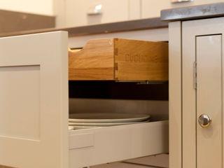 Aston Upthorpe - In-Frame Kitchen cu_cucine Country style kitchen