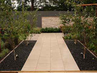 Garden Design - Cheshire Hannah Collins Garden Design Taman Modern