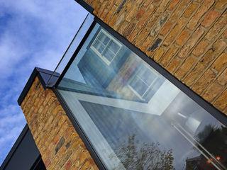 Edwardian meets contemporary; Teddington Family Home PAD ARCHITECTS Terrace house