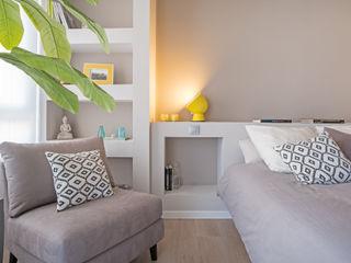 Luzestudio - Fotografía de arquitectura e interiores Modern style bedroom