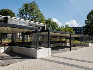 Hower Landschaftsarchitekten Modern Garage and Shed