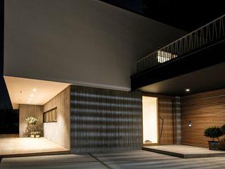 Haus F2 Fiedler + Partner Einfamilienhaus Beton Weiß