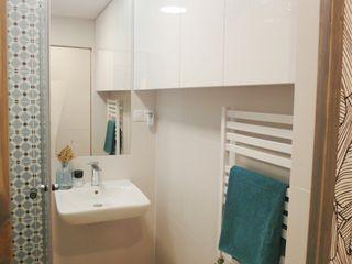NaNovo Eclectic style bathroom