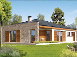 FHS Casas Prefabricadas Prefabricated home Aluminium/Zinc Metallic/Silver