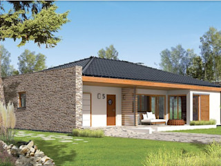 FHS Casas Prefabricadas Prefabricated home Aluminium/Zinc Multicolored